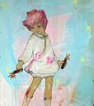 firecracker-girl-pink-blue